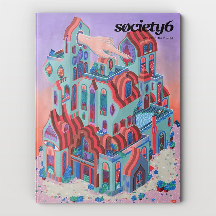 Society6 Art Quarterly / No.2.2 Editions