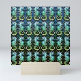 Hippocampus  Mini Art Print