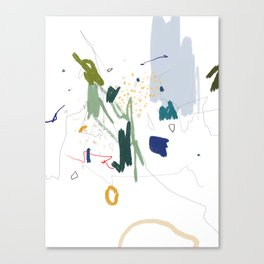 Recover Canvas Print