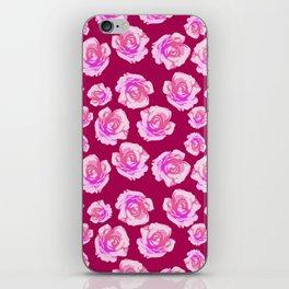 Blushing Roses iPhone Skin