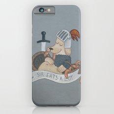 Sir Eats-A-Lot Slim Case iPhone 6s