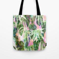 Lindsey Tropical pink Tote Bag