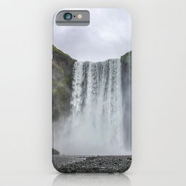 Intrepid Iceland iPhone Case