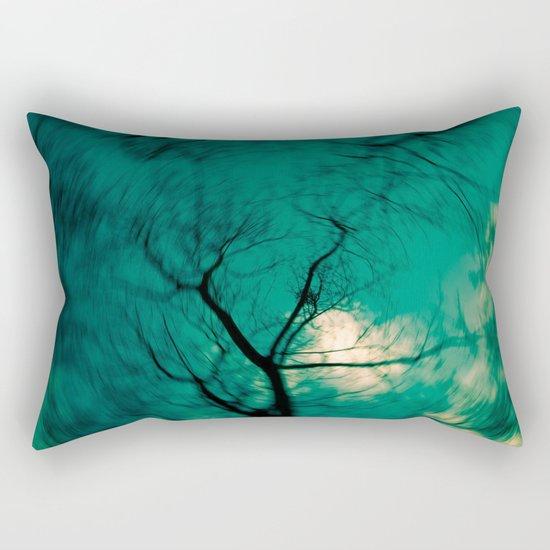 dizziness Rectangular Pillow
