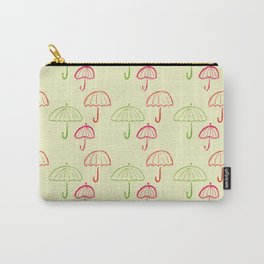 Happy Umbrella Carry-All Pouch