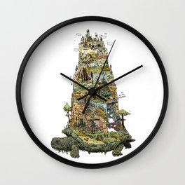 THE TORTOISE Wall Clock