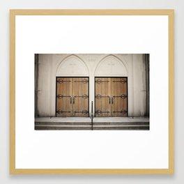 The Doors Framed Art Print