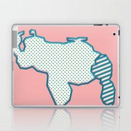 Mapa de Venezuela Laptop & iPad Skin