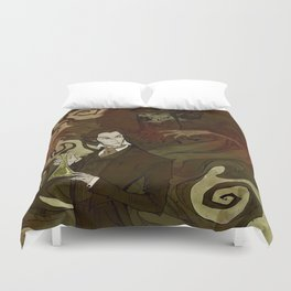 Dr. Jekyll and Mr. Hyde Duvet Cover