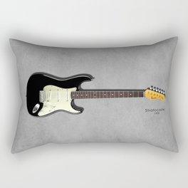 The 59 Stratocaster Rectangular Pillow