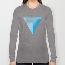 cosmic triangle Long Sleeve T-shirt