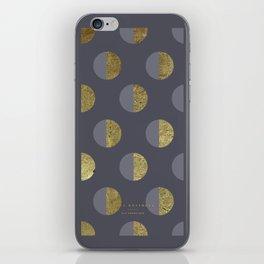 moon night- 5S/5 iPhone Skin