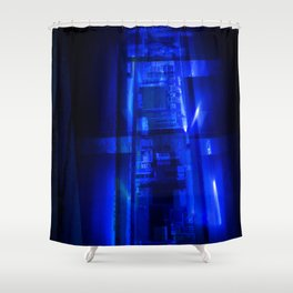 abstract photo Shower Curtain