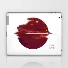 Star Wars Minimalist Cloudy Poster Laptop & iPad Skin