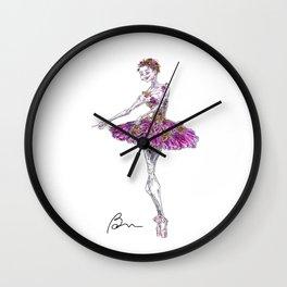 Anna Rose O'Sullivan as the Golden Vine Fairy, Sleeping Beauty Wall Clock
