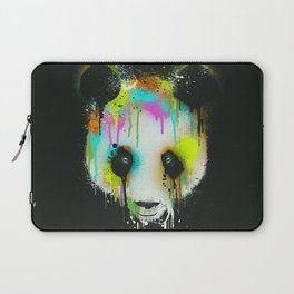 Technicolour Panda Laptop Sleeve