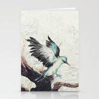 flight Stationery Cards featuring Flight by Chrs_r