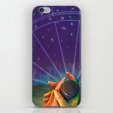 Enigma Concert iPhone & iPod Skin