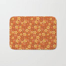 Fairy Flowers Bath Mat
