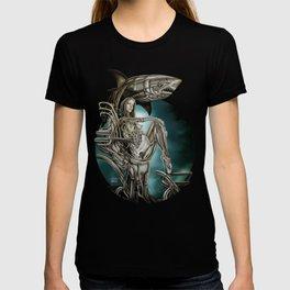Dolls - Robot Shark T-shirt