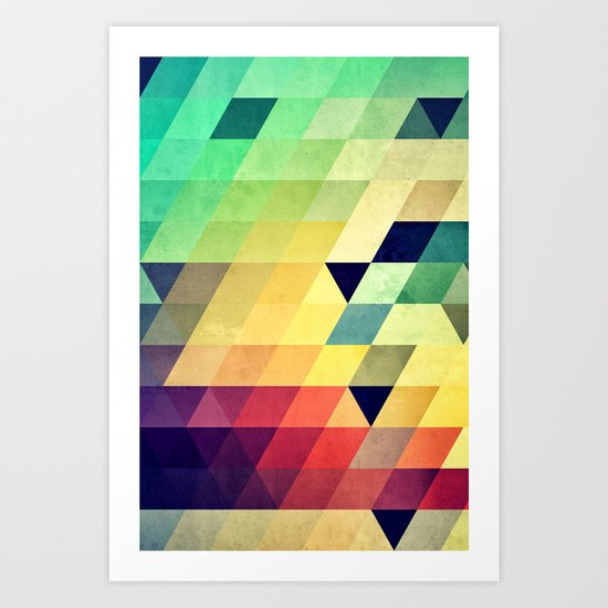 Xyv Art Print
