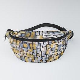 12,000pixel-500dpi - Tableau No. 2, Composition No. Vii - Piet Mondrian Fanny Pack
