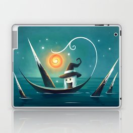 Little Witch 3 Laptop & iPad Skin