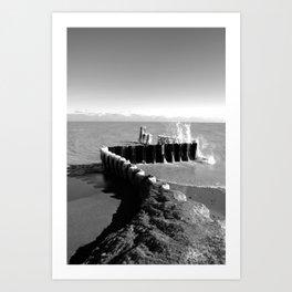 zion Art Print