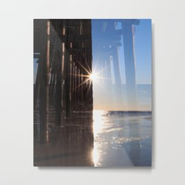 The Balance of Opposites Metal Print