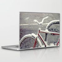 cycle Laptop & iPad Skins featuring Cycle by Kiersten Marie Photography