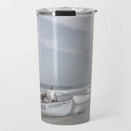 Beach Patrol, Jersey Shore Travel Mug