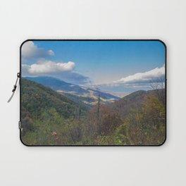 Blue Ridge Peaks Laptop Sleeve