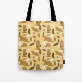 Groundhogs Tote Bag