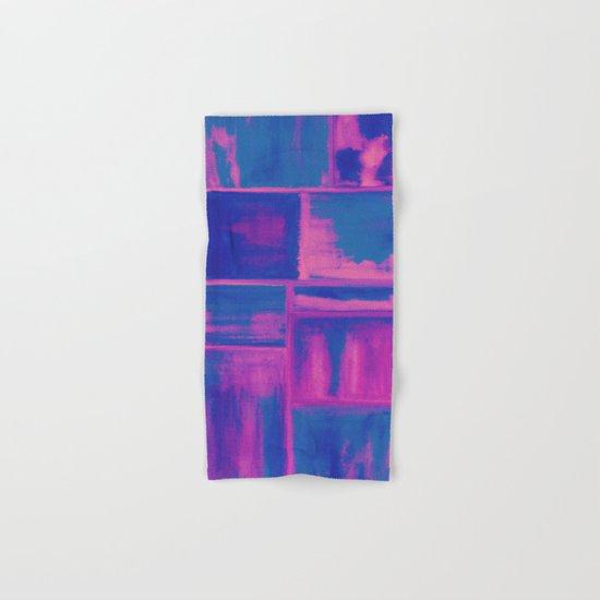 Watercolor abstract 27 Hand & Bath Towel