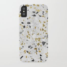 Glitter and Grit iPhone Case