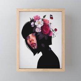 Fleur Framed Mini Art Print