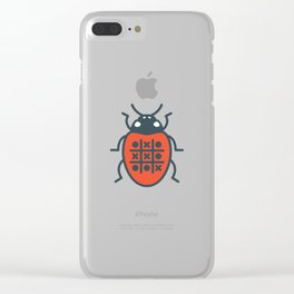 Natural Selection Clear iPhone Case