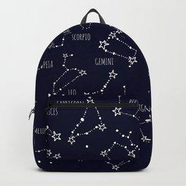 Space horoscop Backpack