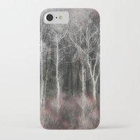 ohio iPhone & iPod Cases featuring Ohio Trees by David Pringle