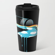 Sky in a Jar Metal Travel Mug