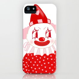 Poopywise the Clown iPhone Case