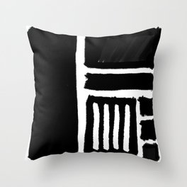 Orin I Throw Pillow