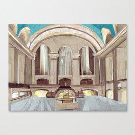 GCT Canvas Print