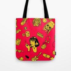 The Nineties Tote Bag