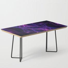 Data Drip Coffee Table