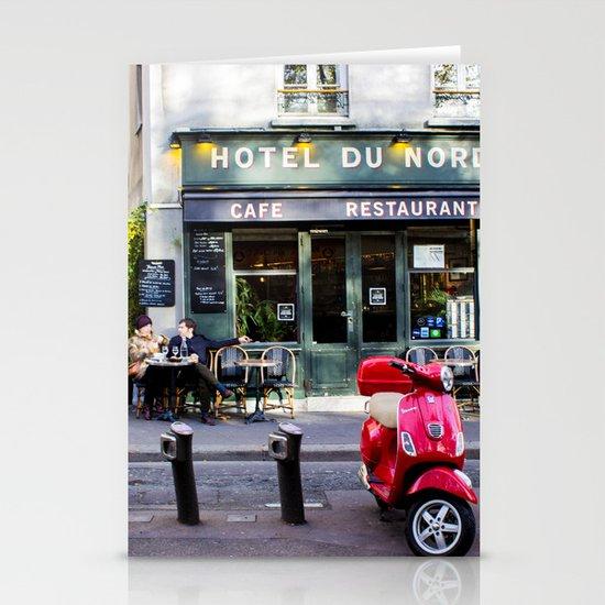 Hotel du Nord Stationery Cards