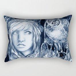 Spirited Awake Rectangular Pillow