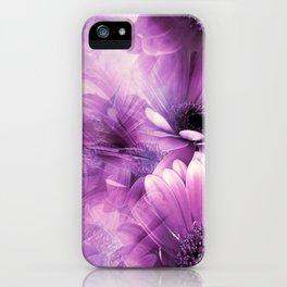 Gerbera Dream iPhone Case