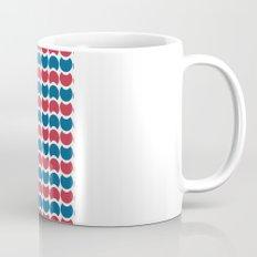 Hob Nob America Stripes Coffee Mug