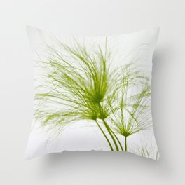 Papyrus - JUSTART (c) Throw Pillow